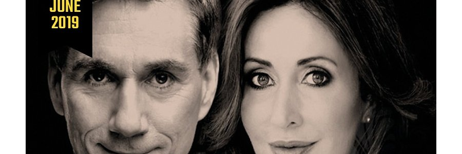 Marina Prior and David Hobson - The 2 of Us Photo From Gladstone Entertainment